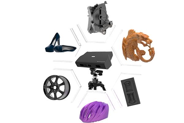 Scanner 3d per digitalizzazione stampi